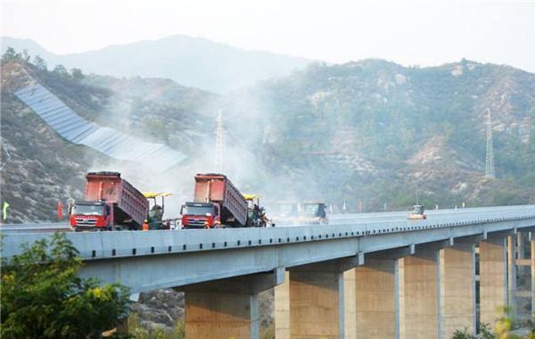 保阜高速公路保定至阜平段